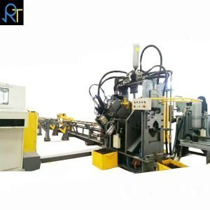 Angel stell processing line